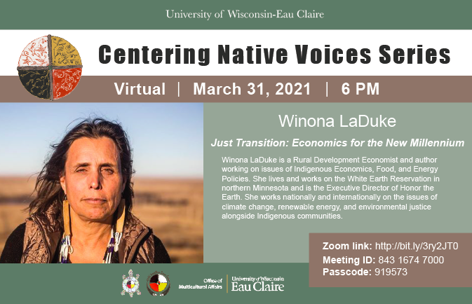 Centering Native Voices Series